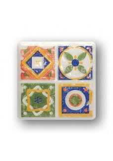 Tubądzin MAJOLIKA Quartet 1 11,5x11,5