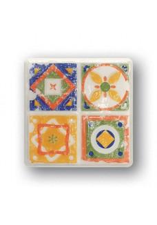 Tubądzin MAJOLIKA Quartet 2 11,5x11,5