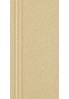 Paradyż SAND brown stopnica prosta mat 29,8x59,8