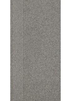 Paradyż SAND nero stopnica prosta mat 29,8x59,8