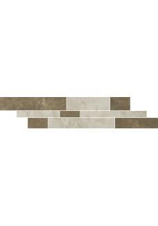 Pardayż SCRATCH beige listwa mix paski 14,3x71