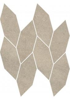 Paradyż SMOOTHSTONE Bianco mozaika cięta SAT 22,3x29,8