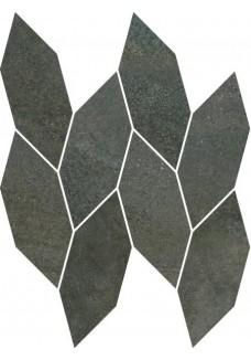 Paradyż SMOOTHSTONE Umbra mozaika cięta SAT 22,3x29,8
