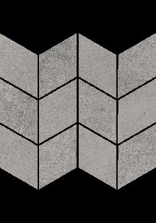 Paradyż SPACE Grafit Mozaika braid mat 20,5x23,8