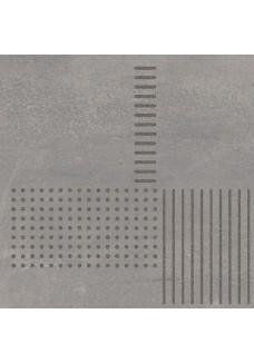 Paradyż SPACE Grafit Inserto B mat 29,8x29,8