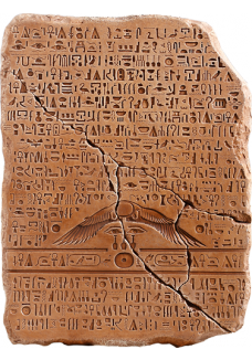 Stegu EGIPT Stela (45x64x4,5cm)