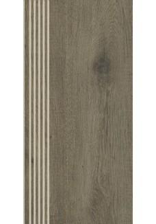 Paradyż TAMMI Brown Stopnica Mat. 29,4x59,9