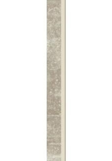 Paradyż TRAKT beige cokól półpoler mat 7.2x59.8