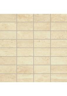 Tubądzin TRAVIATA beige mozaika ścienna 30,8x30,3