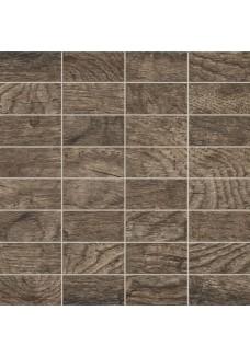 Tubądzin TRAVIATA brown mozaika ścienna 30,8x30,3