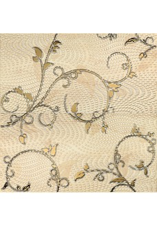 Tubądzin TRAVIATA Ornament dekor ścienny 2-elementowy 61,8x60,8