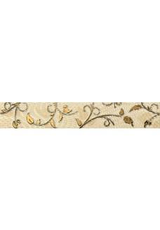 Tubądzin TRAVIATA Ornament listwa ścienna 60,8x9,8