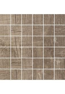 Paradyż TROPHY Brown Mozaika cięta 29,8x29,8