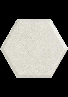 Paradyż WOODSKIN Grys heksagon struktura A 19,8x17,1