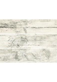 Tubądzin TIMBRE FLOWER zestaw 3 listew ściennych 59,8x14,8 G1