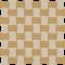 Paradyż MODERNIZM Bianco Mozaika MIX C K.3,6x4,4